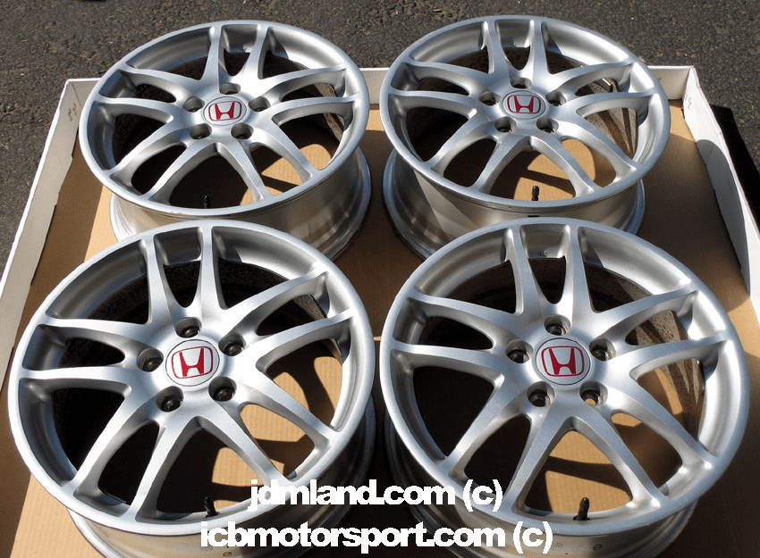 "Used DC5 Integra Type R Silver 17"" - SOLD!"
