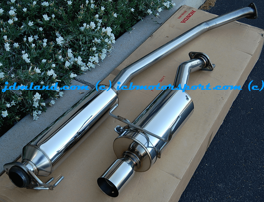 USED JDM Fujitsubo RM-01A Exhaust DC5 Integra Type R RSX Type S 02-06 260-53041 Mint Sold
