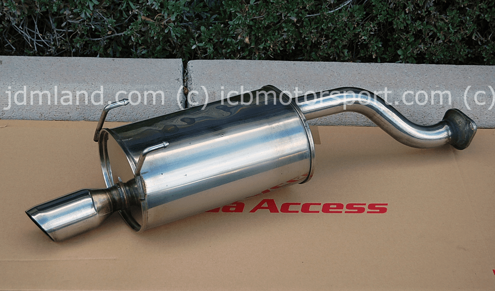Used JDM Spoon Sports 1st Gen Civic EG6/EK9 Del Sol EG2 Silencer Street Type JASMA Sold