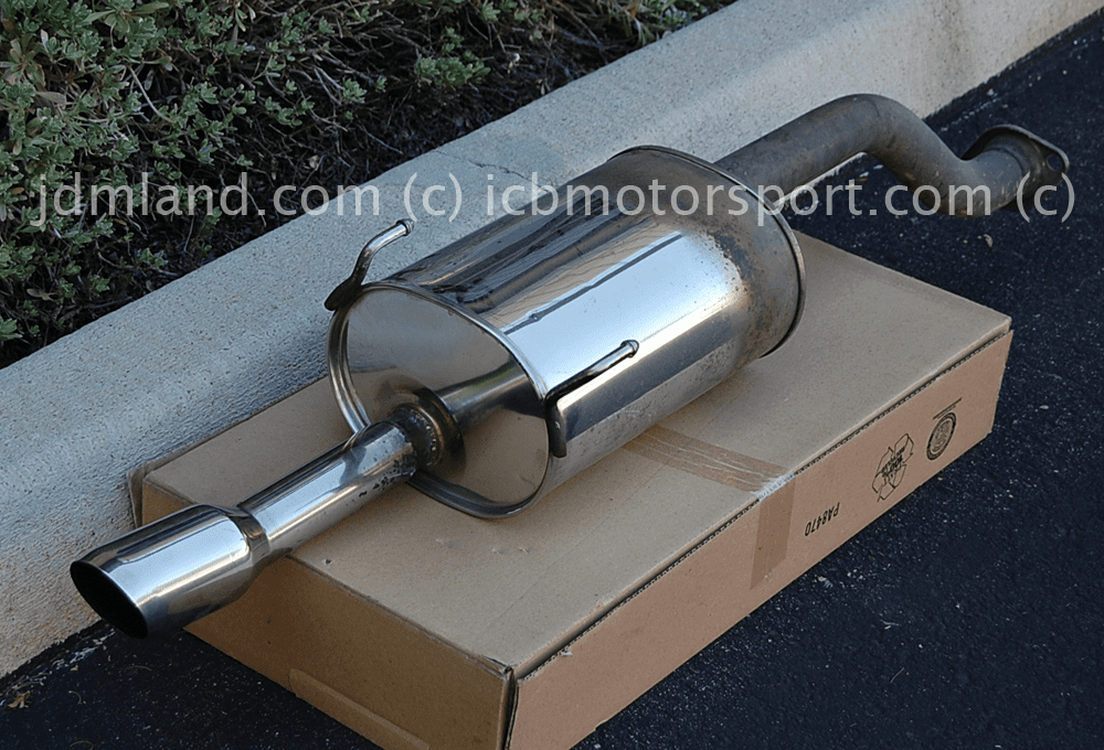 Used JDM Spoon Sports 1st Gen Civic EK4/EG9 Ferio 4 Dr Street Type Sold