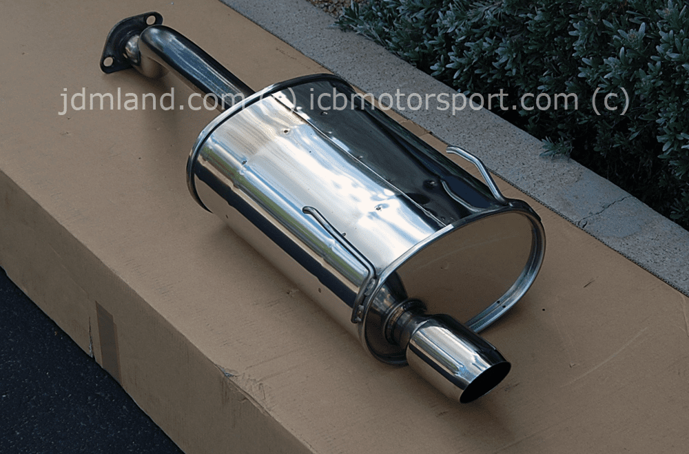 Used JDM Spoon Sports DC2 Integra ITR 94-01 Tail Silencer Street Type Sold