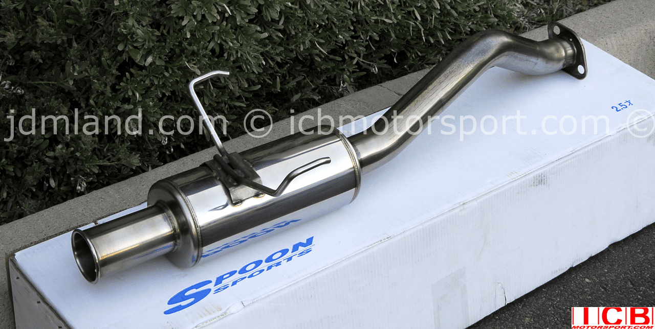 Used JDM Spoon Sports DC5 Integra/RSX Tail Silencer N1 Type Sold
