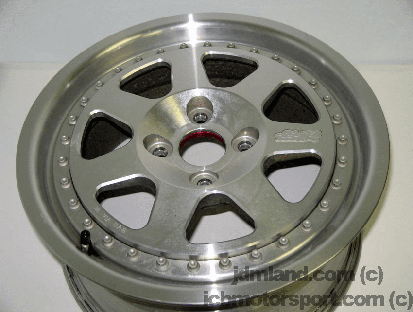 "Used M7 15"" 4X100 +45 Offset - 1 wheel only! - SOLD!"