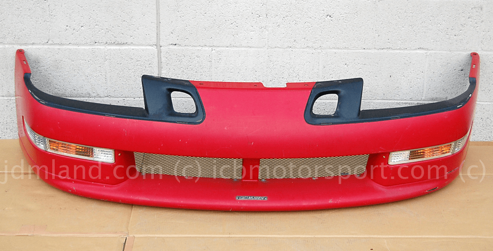 Used Mugen Prelude BB4 Bumper Milano Red R81 Sold