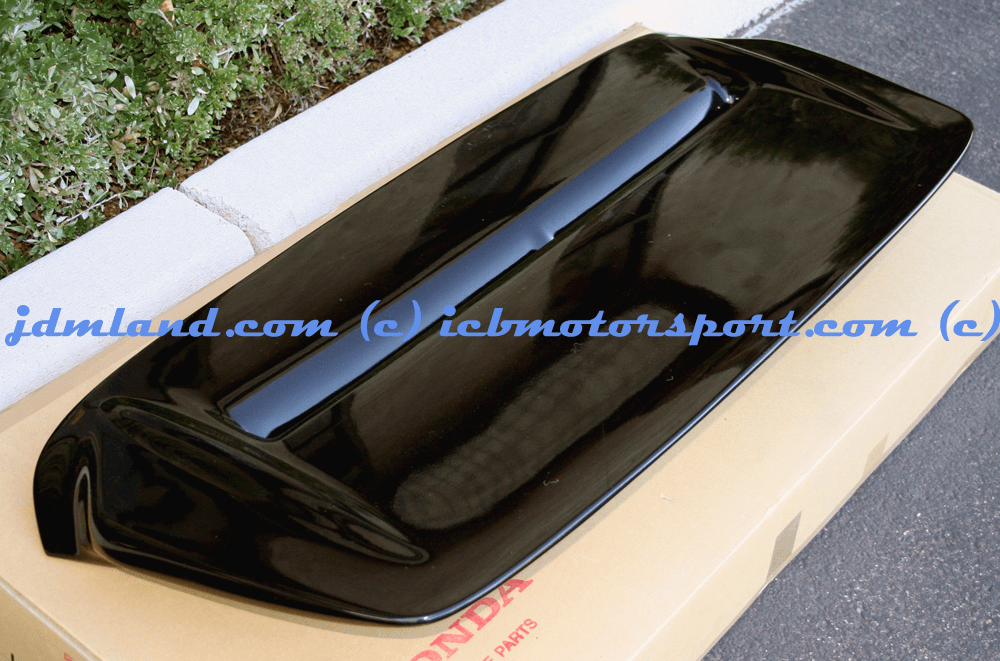 Used Mugen Rear Roof Spoiler Type STYLE EK4 Civic 96-00 HB NH592P Sold