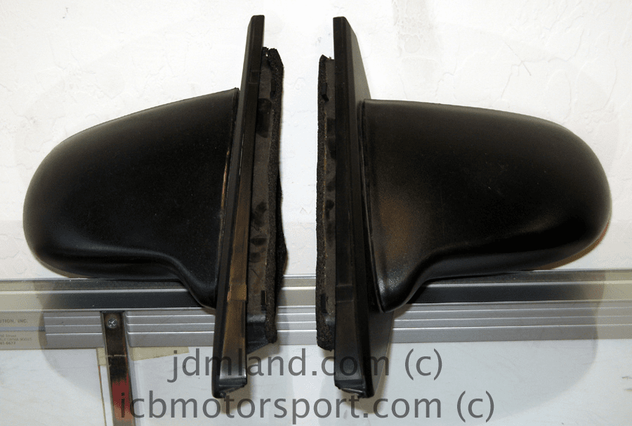 Used Spoon Sports Gen 1 Racing Mirror Honda Civic EK9 HB - SOLD