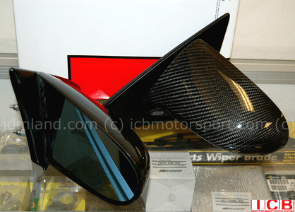 Vision Technica Type MC Aero Mirrors DC5 Integra RSX 02-06