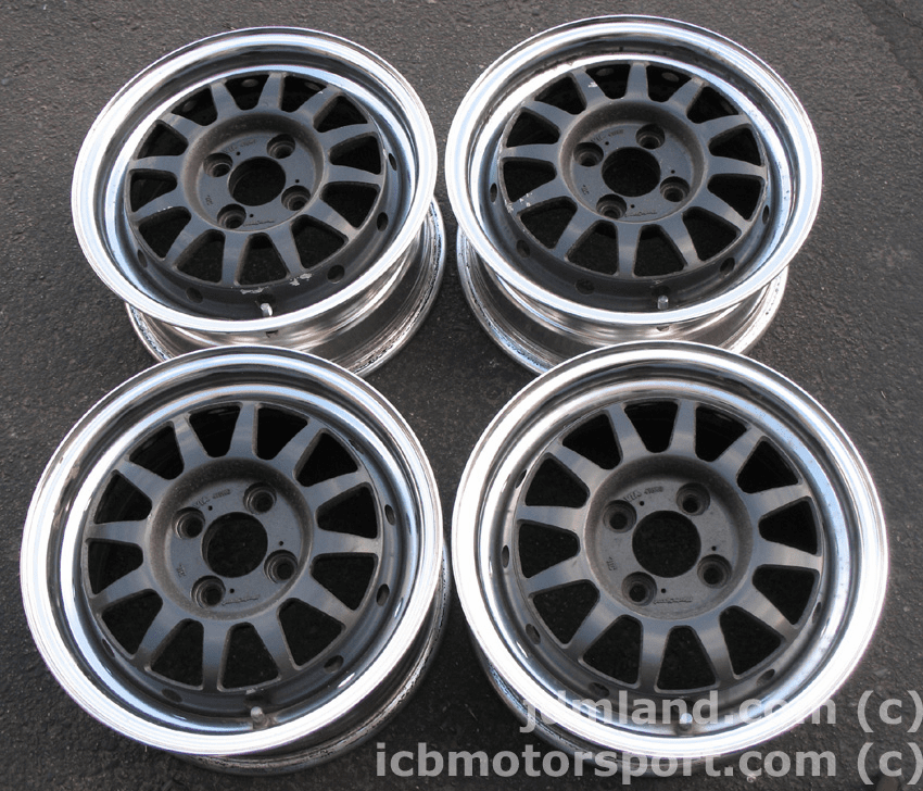 "Weds Sport Kurage 14"" 4X100 - SOLD"