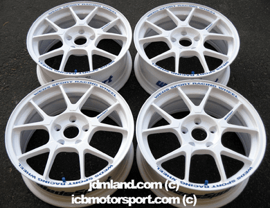"Weds Sports TC005 17"" 5X114.3 +40 Offset - SOLD!"