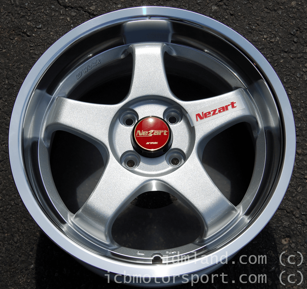 WORK NEZART  16x7 +35 4X100 !BRAND NEW IN BOX! SOLD