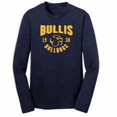 Bullis Bulldogs T-Shirt | Long Sleeve | Youth