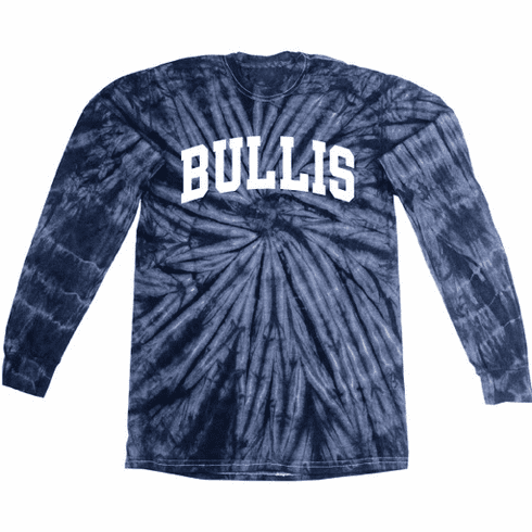 Long Sleeve Tie Dye T-Shirt | Unisex