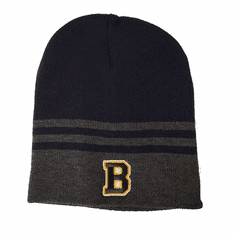 Striped Beanie Winter Hat