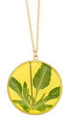 Tropical Lg Rnd Necklace