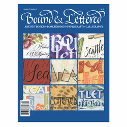 Bound & Lettered; Vol. 15, No. 4