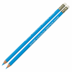 Caran d'Ache Sketcher Non-Photo Blue Pencil, Set of 2
