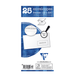 Clairefontaine Self-Sealing Envelopes, Pack of 25