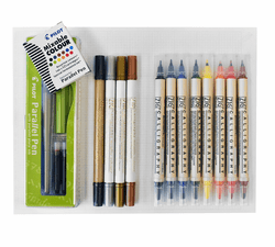 Deluxe Broad Edge Calligraphy Kit