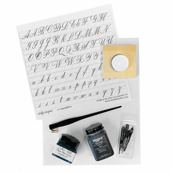 Deluxe Pointed Pen Calligraphy Kit