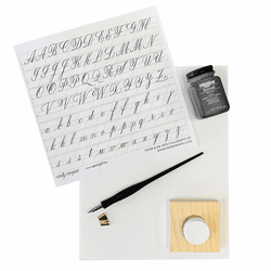 Pointed Pen Calligraphy Kit