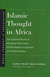 Islamic Thought in Africa