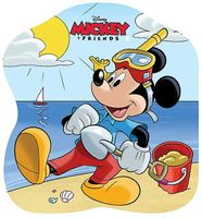 Bath Book: Disney: Mickey and Friends  كتاب يسبح: ميكي وأصدقائه!