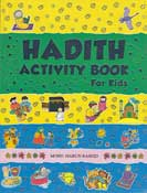 Color and Activity: Hadith Activity Book for Kids