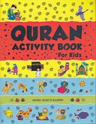 Color and Activity: Quran Activity Book For Kids