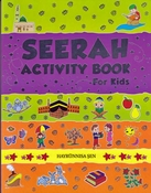 Color and Activity: Seerah Activity Book For Kids
