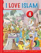 I Love Islam Textbook: Level 4 (With CD)