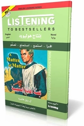 Listening to Bestsellers: Book + CD: A Matter of Matter