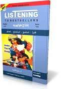 Listening to Bestsellers: Book + CD: Under The Black Ensign