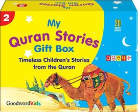 My Quran Stories Gift Box 2 (Twenty Books SC)