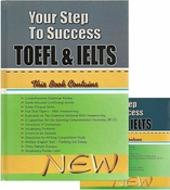 Your Step to Success: TOEFL & IELTS with CD