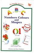 A B C Numbers Colours and Shapes (English)