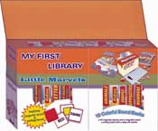Activities: My First Library: Little Marvels (English)