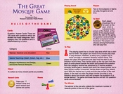 Board Game: The Great Mosque Game