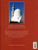 Cairo of the Mamluks: A History of Architecture and Its Culture (English)