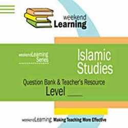 Islamic Studies: All Level Question Bank and Teachers Resources CD  (Weekend Learning)