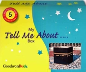 My Tell Me About Series (Box set of 5 Hard Bound Books)