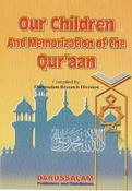 Our Children and Memorization of Quran