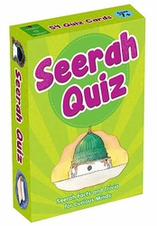 Quiz: Seerah Quiz: Facts and Trivia for Curious Minds