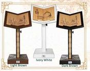 Qur'an Stand - Solid Wood - Large - Adjustable حامل الفرقان الخشبي