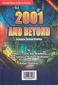 World Best Sellers: 2001 And Beyond: Science Fiction Stories (Dual En-Ar)