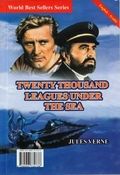 World Best Sellers: Twenty Thousand Leagues Under the Sea (Dual En-Ar)