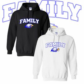Elma Family Hooded Sweatshirt.