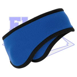 Elma HS Softball Port Authority Two-Color Fleece Headband. C916.