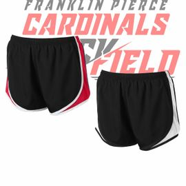 Franklin Pierce HS Track & Field Sport-Tek Ladies Cadence Short.  LST304.