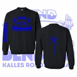 Kalles Junior High Robotics Crewneck Sweatshirt.