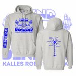 Kalles Junior High Robotics Hooded Sweatshirt.